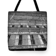 Cell Block Tote Bag