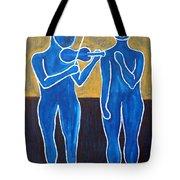Celtic Music Tote Bag