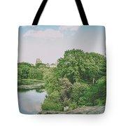 Central Park In Summer Tote Bag