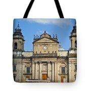 Central Park Metropolitan Cathedral Tote Bag