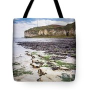 Chalk Cliff Tote Bag