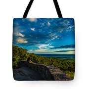 Champlain Lookout Tote Bag