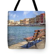 Chania - Crete Tote Bag