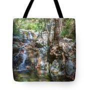 Chantara Waterfalls - Cyprus Tote Bag