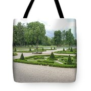Chantilly France Street Scenes Tote Bag