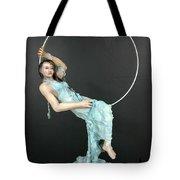 Charles Hall - Creative Arts Program - New Moon Tote Bag