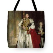 Charles Stewart Sixth Marquess Of Londonderry Tote Bag