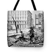 Charleston Ruins, 1865 Tote Bag