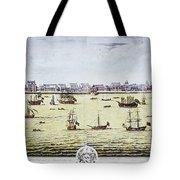 Charleston, S.c., 1739 Tote Bag