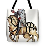 Chaucer: Canterbury Tales Tote Bag