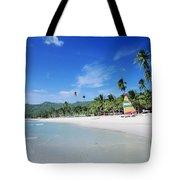 Chaweng Beach Tote Bag
