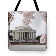 Cherry Blossoms Tote Bag