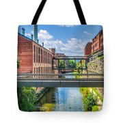 Chesapeake And Ohio Canal Tote Bag