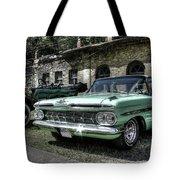 Chevrolet El Camino Tote Bag