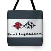Chevy Emblem Tote Bag