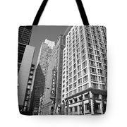 Chicago Downtown Tote Bag