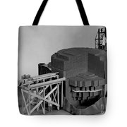 Chicago Pile-1, Scale Model Tote Bag