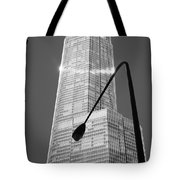 Chicago Skyscraper Tote Bag