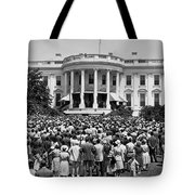 Chief Justice Fred Vinson Tote Bag