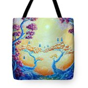 Children Of Light Tote Bag by Ashleigh Dyan Bayer