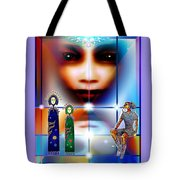 Children Of The Universe Tote Bag