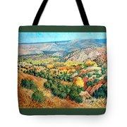 Chimayo Tote Bag