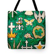 Chrismons Tote Bag