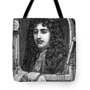 Christiaan Huygens, Dutch Polymath Tote Bag