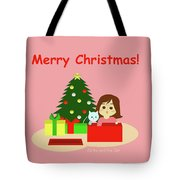Christmas #1 Tote Bag