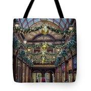 Christmas Arcade Tote Bag