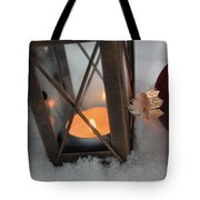 Christmas Decoration Tote Bag