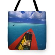Christmas Island, Bone Fi Tote Bag