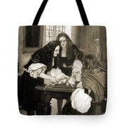 Christopher Wren Injects Drugs Tote Bag