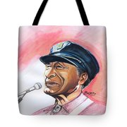 Chuck Berry 83 Tote Bag