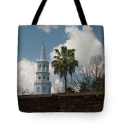 Church Bells Ringing Tote Bag