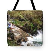 Church Cove Cornwall Tote Bag