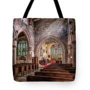 Church Light Tote Bag