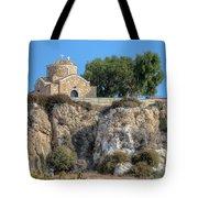 Church Of Profitis Elias - Cyprus Tote Bag
