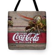 Cicada Turf War Tote Bag