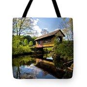 Cilleyville Bridge Tote Bag
