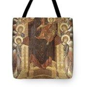 Cimabue: Madonna Tote Bag