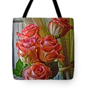 Cindy's Roses Tote Bag