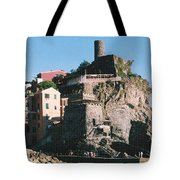 Cinque Terre 3 Photograph Tote Bag