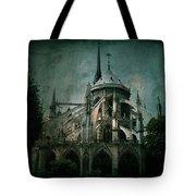 Citadel Tote Bag by Andrew Paranavitana