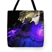 City Hall Pasadena California Tote Bag