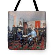 Civil War: Appomattox, 1865 Tote Bag