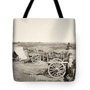 Civil War: Atlanta, 1864 Tote Bag