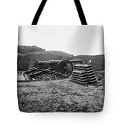 Civil War: Fort Putnam Tote Bag