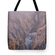 Classic Lower Falls Tote Bag