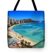 Classic Waikiki Tote Bag